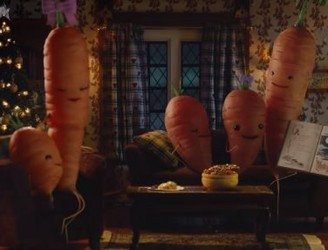 Watch Aldi's Full Christmas Ad Starring Kevin The Carrot