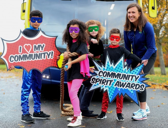 Winners Of 2018 Dublin Bus Community Spirit Awards Announced