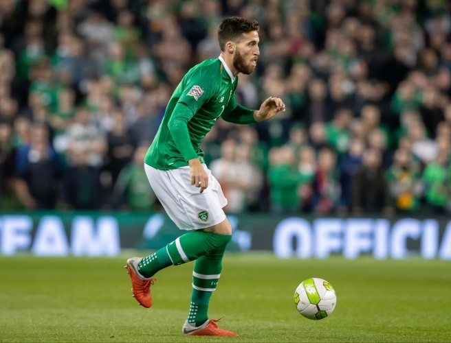 """I don't really care, to be honest"" - Matt Doherty on Declan Rice saga"