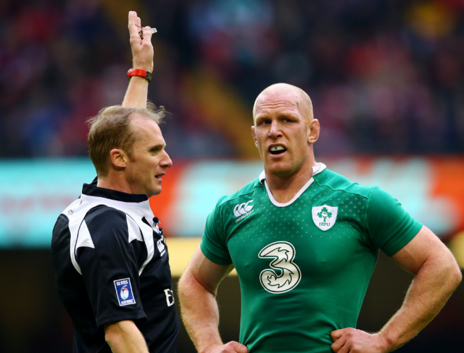 WATCH: Wayne Barnes could struggle to control Ireland-All Blacks - Eddie O'Sullivan