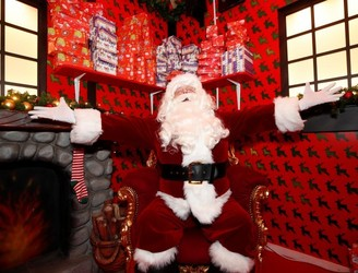 Santa Arrives In Dundrum Town Centre This Week