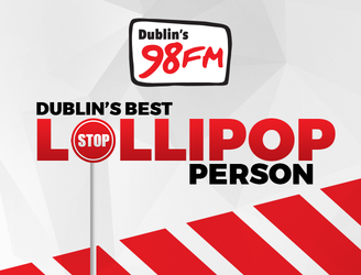 Vote for Dublin's Best Lolly Pop Person