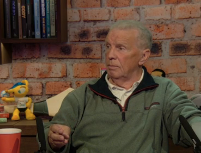 "John Giles' verdict on a ""straggly"" Republic of Ireland performance"