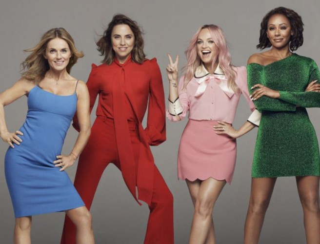 The Spice Girls Announce Croke Park Gig