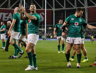 """It Was Tear Jerking Stuff"" - Shane Byrne On Win Over All Blacks"