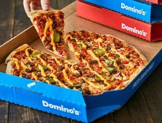 Domino's Launches Cheeseburger Pizza