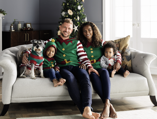 Aldi Launching Christmas Dog Jumpers And Matching Family Pyjamas