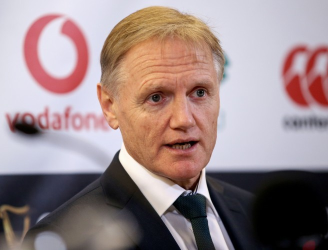 Joe Schmidt To Leave Ireland Coaching Role After Rugby World Cup