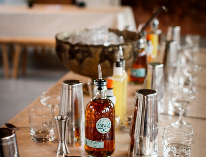 Roe & Co Hosting Cocktail Masterclass Next Week