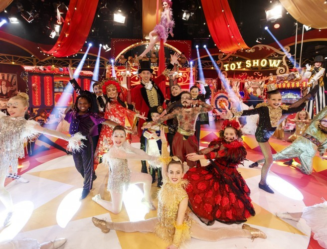Young Performers Dazzle In Late Late Toy Show Opener