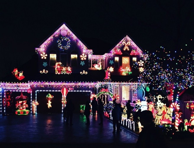 Dubliners In Running For Most Christmassy Home