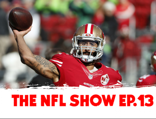 The NFL Show: Redskins won't sign Kaepernick
