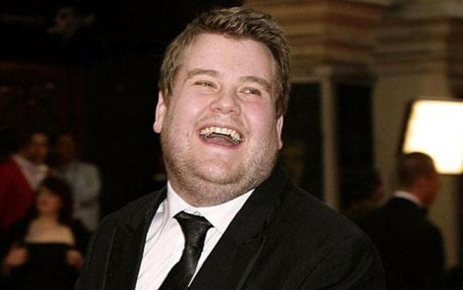 James Corden is Paul Potts