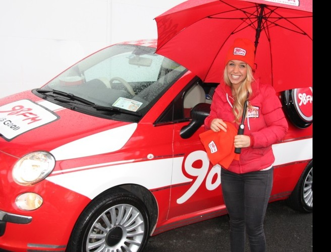 98FM Thunders 12th - 18th May
