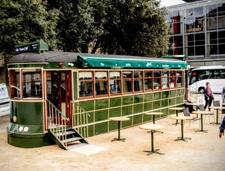 From Philadelphia to Cavan: The Story behind Dublin's Newest Tram Café