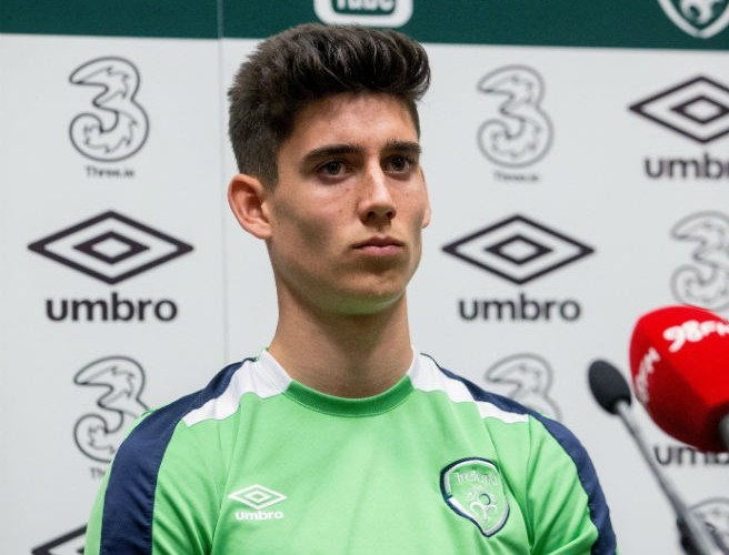 'I Want To See If I Can Get On Plane To Euros' - Callum O'Dowda
