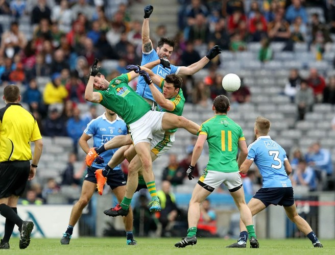Dublin Demolish Meath To Reach Leinster Decider