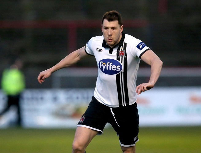 Brian Gartland Passed Fit For Dundalk's Champions League Clash