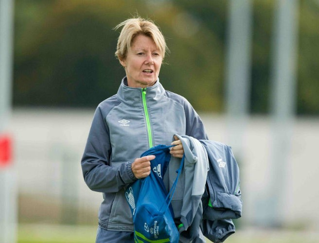 Sue Ronan To Step Down As Irish Boss