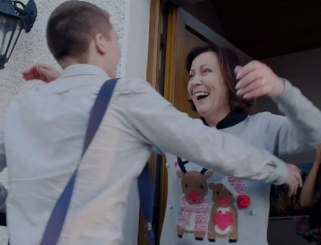 This Aer Lingus Christmas Video Is A Tear-Jerker