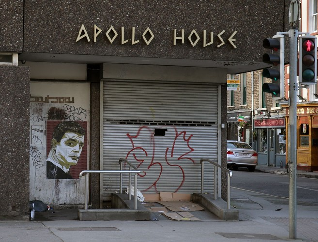 More homeless at Apollo House expected to move to hostel