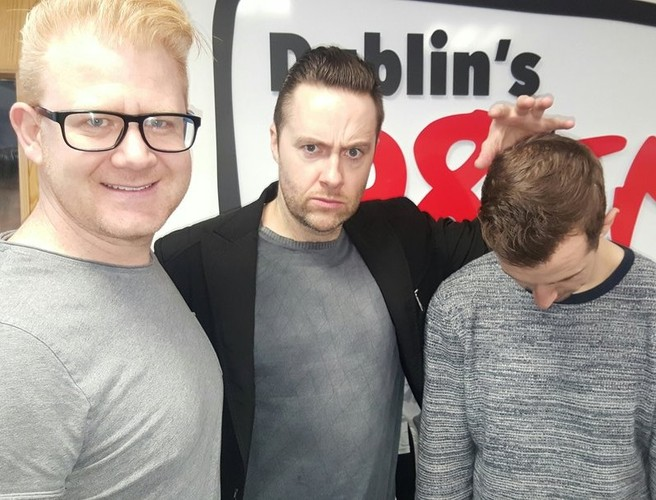 Keith Barry Freaks Out Cooper And Luke