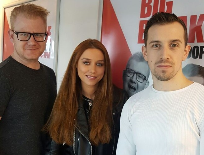 Una Healy Live Performance on 98FM Big Breakfast