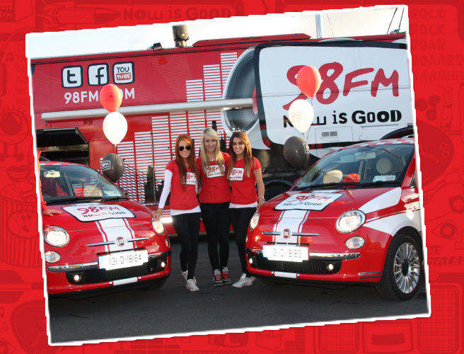 Join The 98FM Thunders