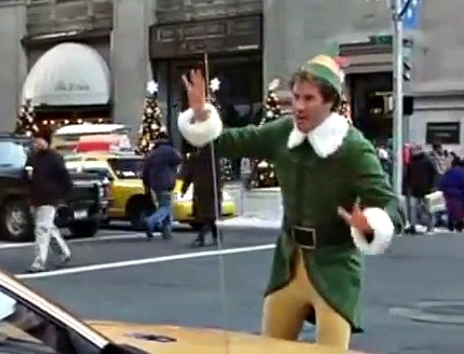 Elf The Musical Coming To Dublin