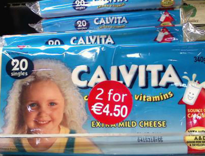 Calvita Girl Is All Grown Up