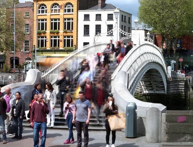 The Ha'penny Bridge Is Celebrating Its 200th Birthday
