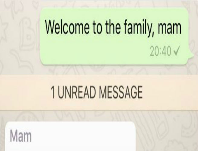 Dublin Mother's Reply In Family WhatsApp Group Chat Is Epic