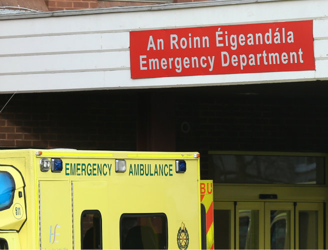 Over 500 on trolleys in Tallaght as nurses report worst month ever