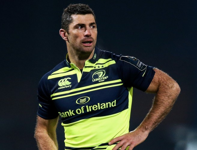 Leinster Rugby: Rob Kearney & Jamie Heaslip Injury Boosts For Leinster