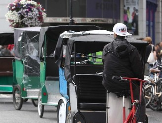 Update Due On Planned Rickshaw Rules