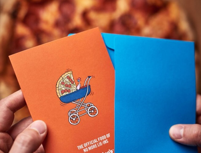 You Can Now Buy Domino's Gift Cards