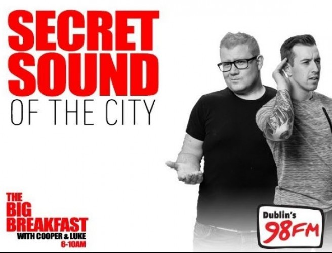 98FM's Secret Sound 2018