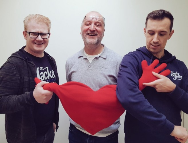 Pat From First Dates Chats To 98FM's Big Breakfast