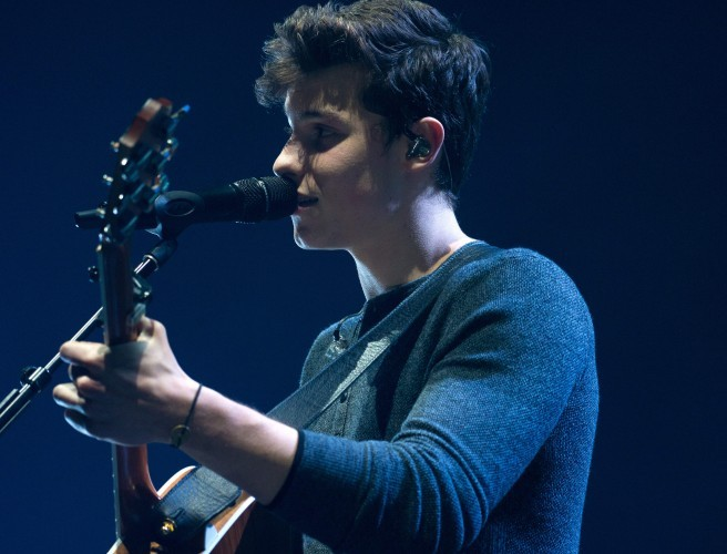 Shawn Mendes Announces Dublin Gig