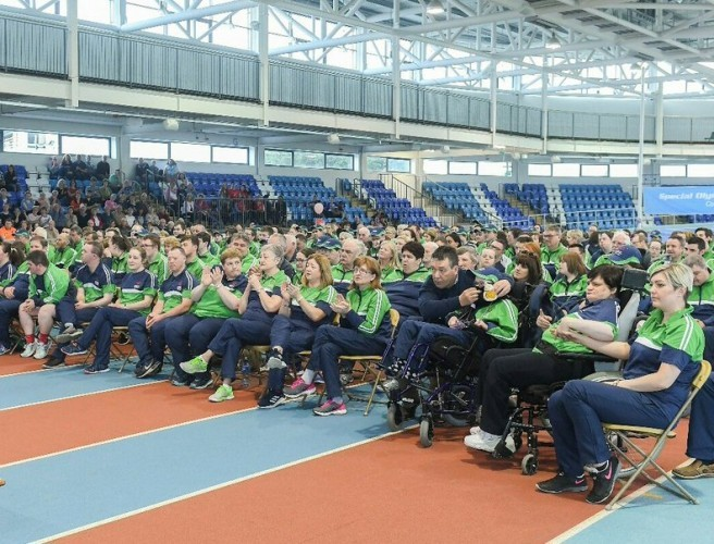 President To Open Special Olympics Ireland Games In Dublin