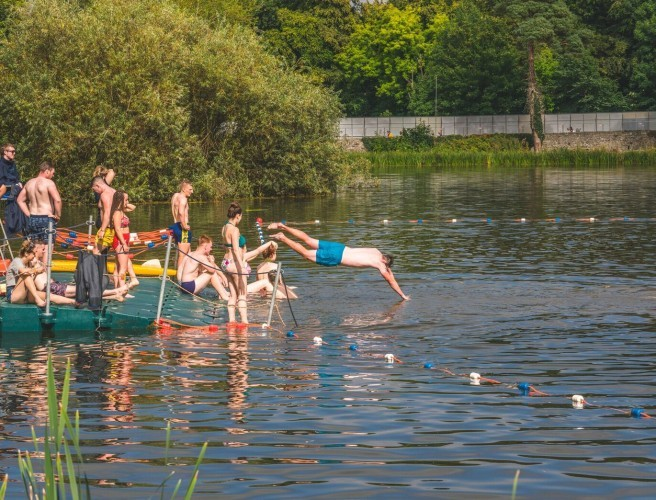You Can Go Swimming At This Years Electric Picnic