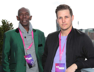 98FM's Brian Maher Will Go Head To Head With Maxi Jazz At Electric Picnic