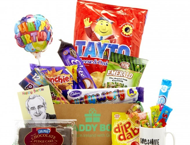 You Can Now Send An Irish Care Package To Friends Abroad On Their Birthday