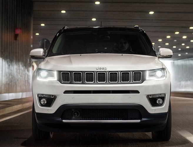 The Jeep Compass: An American 4x4 In Ireland