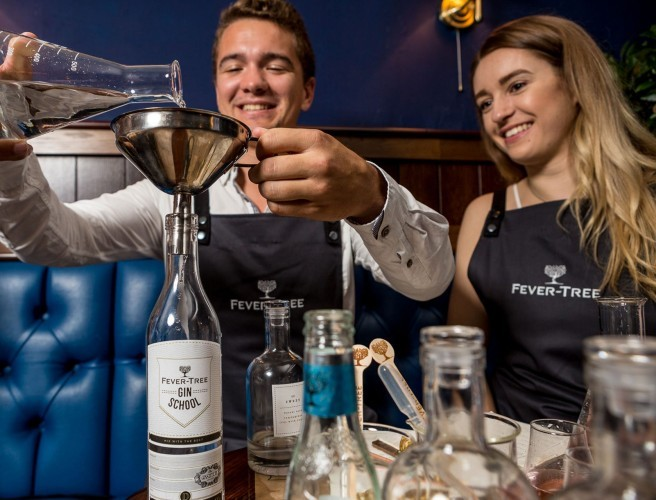 You Can Attend A Gin School In Dublin This Week