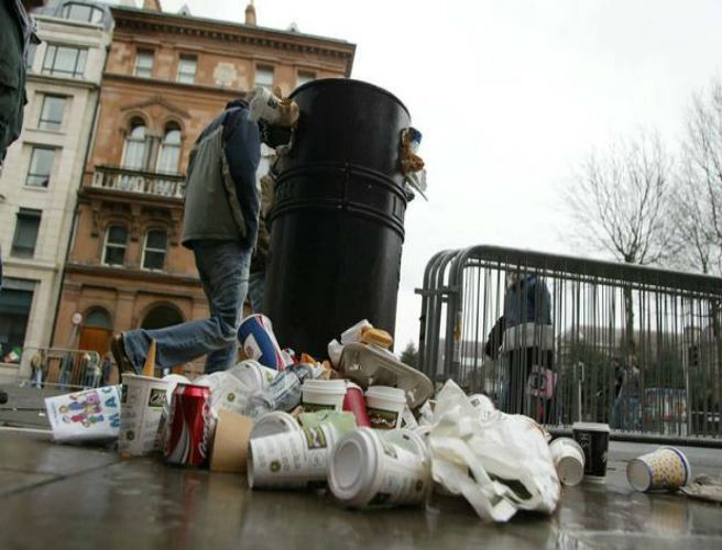 Callers Excuse For Regularly Littering Causes Disgust