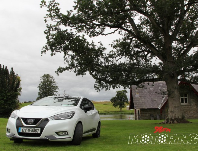 Road Test: Nissan Micra