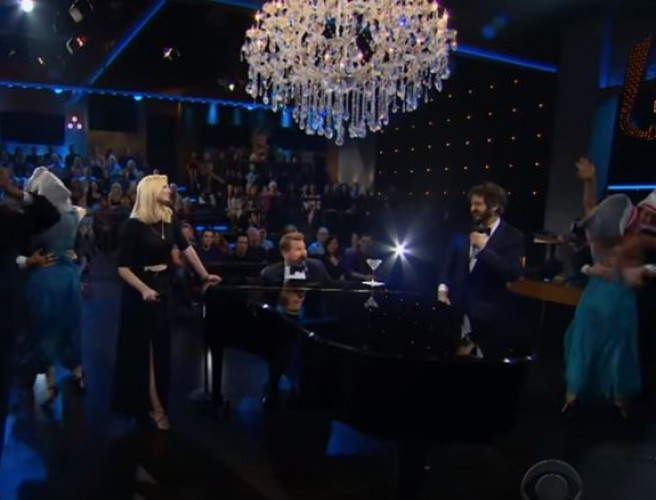 "James Corden Performs ""Baby Shark"" Like You've Never Heard It Before"