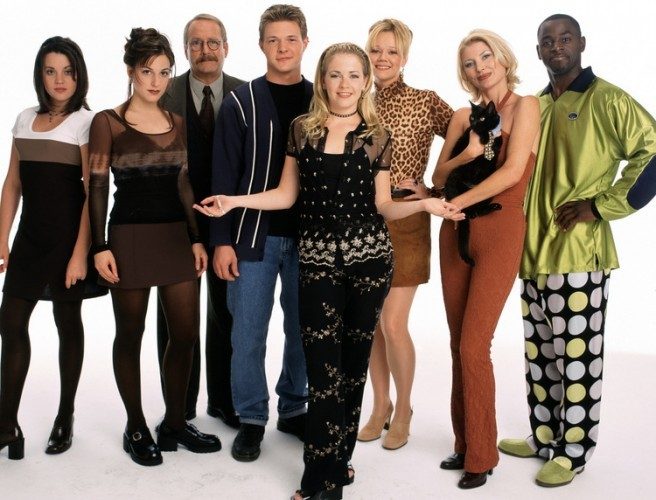 The Original Sabrina The Teenage Witch Cast Have Reunited