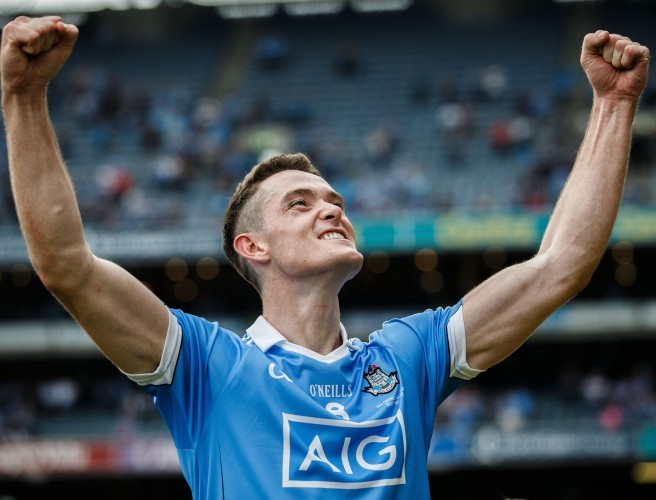 """I Don't Deserve Player Of The Year"" - Brian Fenton"